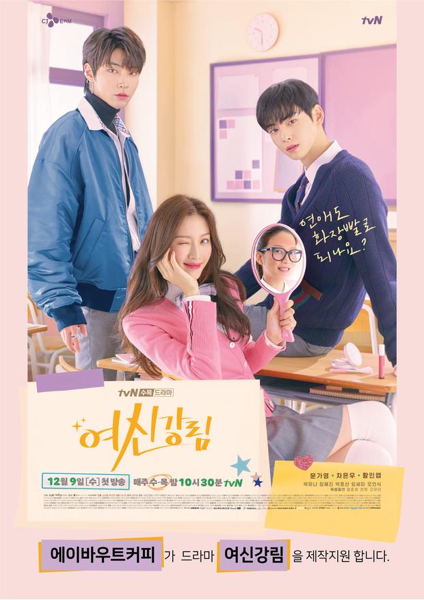 Netizen phát hiện ra lời nguyền poster phim Hàn: Cứ đứng bên trái là không có được nữ chính đâu! - Ảnh 1.