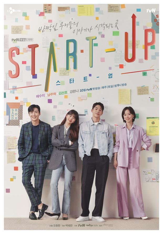 Netizen phát hiện ra lời nguyền poster phim Hàn: Cứ đứng bên trái là không có được nữ chính đâu! - Ảnh 4.
