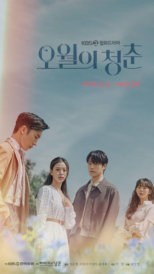 Netizen phát hiện ra lời nguyền poster phim Hàn: Cứ đứng bên trái là không có được nữ chính đâu! - Ảnh 3.