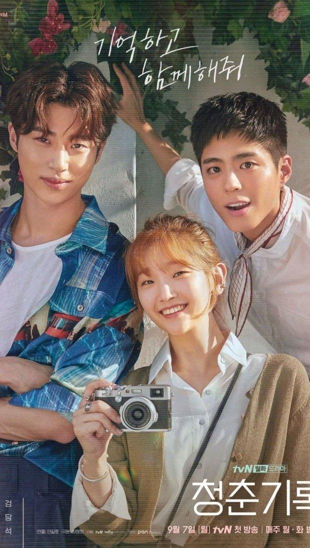 Netizen phát hiện ra lời nguyền poster phim Hàn: Cứ đứng bên trái là không có được nữ chính đâu! - Ảnh 5.