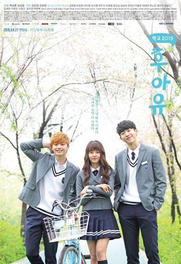 Netizen phát hiện ra lời nguyền poster phim Hàn: Cứ đứng bên trái là không có được nữ chính đâu! - Ảnh 7.