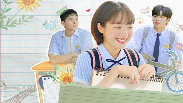 Netizen phát hiện ra lời nguyền poster phim Hàn: Cứ đứng bên trái là không có được nữ chính đâu! - Ảnh 8.