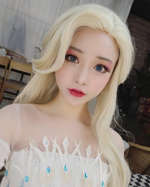 Vừa xinh vừa sở hữu vòng một khủng, nữ cosplayer người Hàn đốn tim fan bởi vẻ ngoài cực quyến rũ - Ảnh 1.