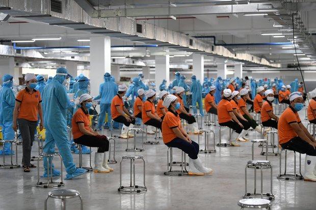 Hà Nội lên phương án có 5.000 F0 và 200.000 F1 trong khu công nghiệp - Ảnh 1.