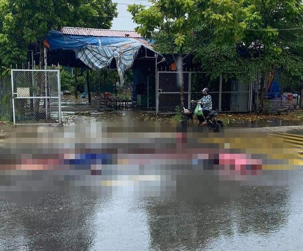 Hà Nội: Đôi vợ chồng tử vong thương tâm, thi thể không còn nguyên vẹn sau va chạm với xe tải - Ảnh 1.