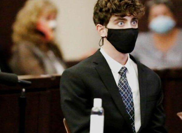 Tên tội phạm điển trai gây sốt TikTok bị tuyên án 24 năm tù vì tội ác ghê rợn - Ảnh 6.