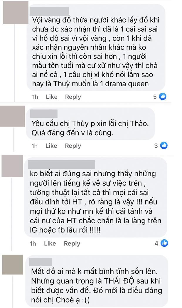 Netizen đồng loạt yêu cầu Hoàng Thùy xin lỗi nạn nhân bị vu oan: Người mẫu tên tuổi mà cư xử vậy chả ai nể - Ảnh 2.