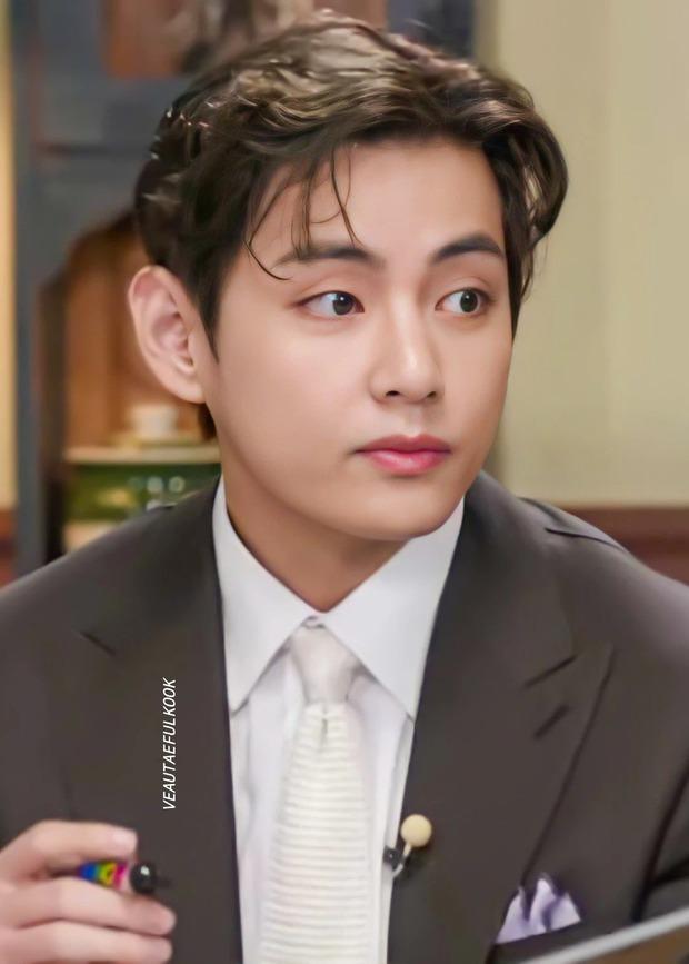Fanmeeting quy tụ hội bạn nam thần hot nhất xứ Hàn: V (BTS) - Park Seo Joon visual như tạc, át luôn 2 tài tử Parasite và The Heirs - Ảnh 6.