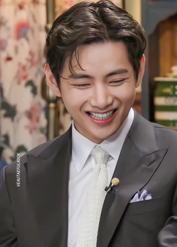 Fanmeeting quy tụ hội bạn nam thần hot nhất xứ Hàn: V (BTS) - Park Seo Joon visual như tạc, át luôn 2 tài tử Parasite và The Heirs - Ảnh 8.