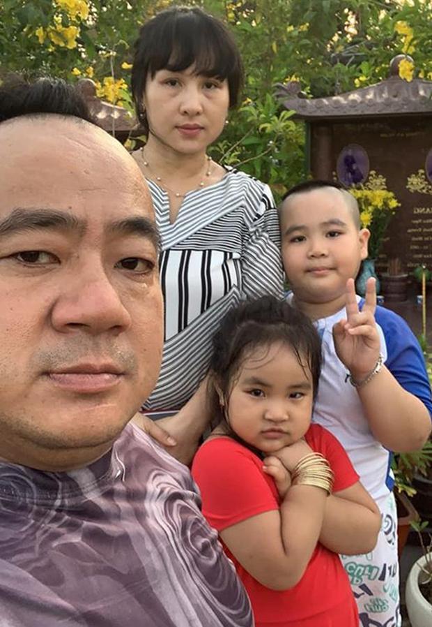 Hiếu Hiền sắp đón nhóc tỳ thứ 3 chào đời, tiết lộ lời hứa đặc biệt của 2 con đầu dành cho em bé - Ảnh 2.