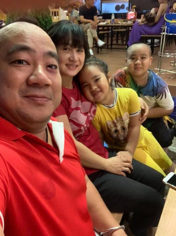Hiếu Hiền sắp đón nhóc tỳ thứ 3 chào đời, tiết lộ lời hứa đặc biệt của 2 con đầu dành cho em bé - Ảnh 5.