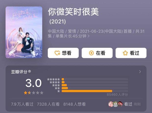 Cú nghiệp quật của màn ảnh Hoa ngữ 2021: Phim eSports của Hứa Khải nhận điểm thấp chạm đáy khiến dân chúng hả hê - Ảnh 1.