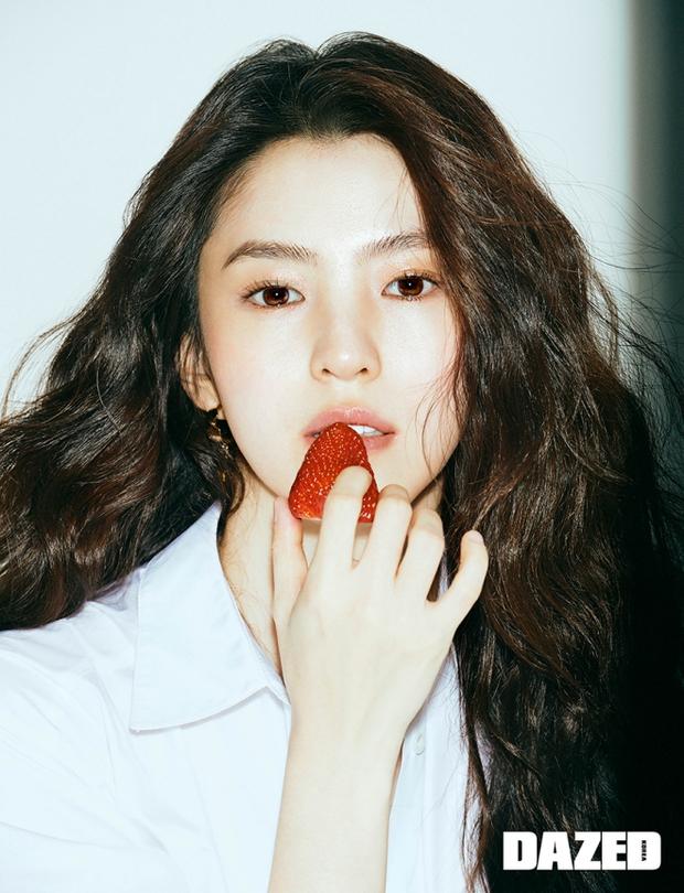Trước khi va vào badboy Song Kang, Han So Hee từng là nữ chính của dàn idol nam đình đám từ SHINee đến CNBLUE đủ cả - Ảnh 8.
