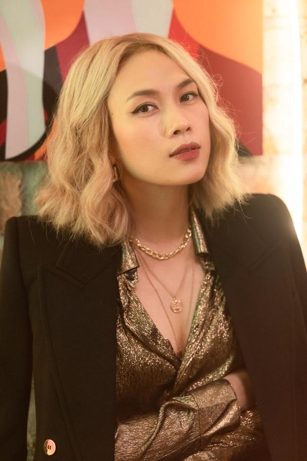 Nữ ca sĩ hạng A Vpop từng bị tố mắc bệnh ngôi sao, tách biệt với nghệ sĩ khác, lên tiếng thế nào khi bị ám chỉ? - Ảnh 4.