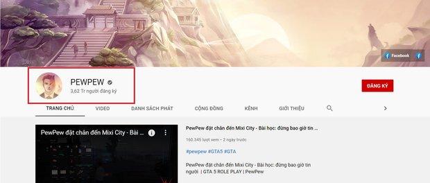 PewPew hé lộ kênh YouTube 3,6 triệu sub không còn kiếm được tiền, sẵn sàng nhờ luật sư can thiệp về vụ đăng ký thương hiệu hòng chiếm đoạt của kẻ xấu - Ảnh 3.