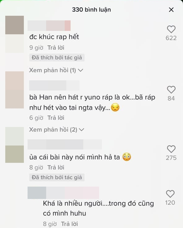 Rap về vấn đề giảm cân, Han Sara nhận gạch đá từ cư dân mạng vì lyrics quá buồn cười, Yuno Bigboi cứu cả màn trình diễn? - Ảnh 6.