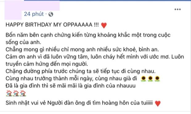 Một cô gái thổ lộ mình cùng nhau già đi trong ngày sinh nhật Sơn Tùng cực thân thiết, còn gọi bằng danh xưng đặc biệt - Ảnh 1.