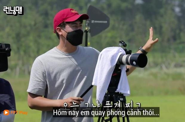 Quay phim của Gary và Kwang Soo nói gì khiến fan Running Man xót xa đến vậy? - Ảnh 2.