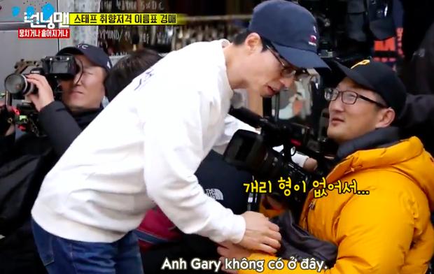 Quay phim của Gary và Kwang Soo nói gì khiến fan Running Man xót xa đến vậy? - Ảnh 3.