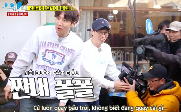 Quay phim của Gary và Kwang Soo nói gì khiến fan Running Man xót xa đến vậy? - Ảnh 5.