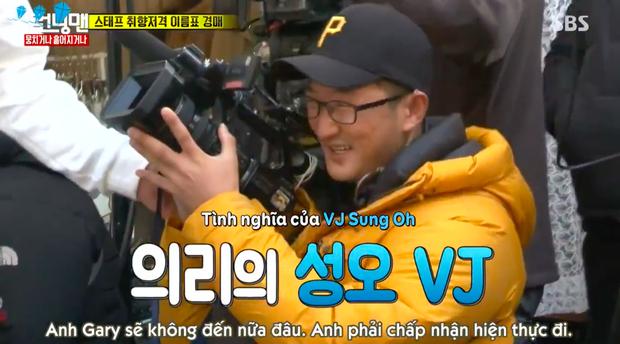 Quay phim của Gary và Kwang Soo nói gì khiến fan Running Man xót xa đến vậy? - Ảnh 4.