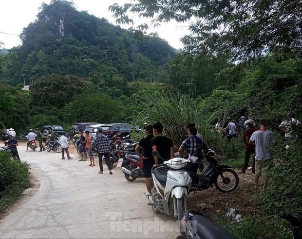 Phát hiện thi thể nam giới sát biên giới Lạng Sơn - Ảnh 1.