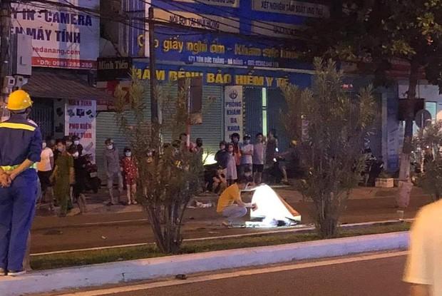 Thanh niên 21 tuổi chết thảm dưới bánh xe container - Ảnh 1.