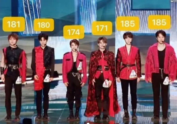 Sao châu Á khai gian chiều cao gây choáng: Song Song chưa sốc bằng G-Dragon và nam nghệ sĩ khai khống tận 10cm - Ảnh 24.