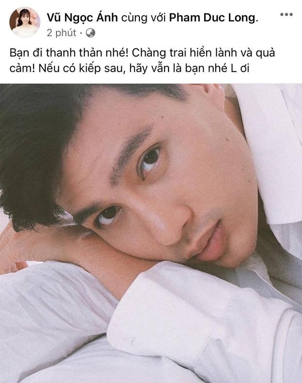 Cao Thái Hà, Lê Giang và dàn sao Việt bàng hoàng, xót xa khi nghe tin diễn viên Đức Long đột ngột qua đời - Ảnh 6.
