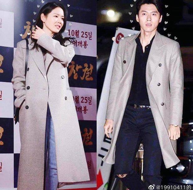 Son Ye Jin - Hyun Bin bất ngờ diện đồ đôi trên hẳn bìa tạp chí, cưới đến nơi rồi nên cố tình lộ liễu hay gì? - Ảnh 5.