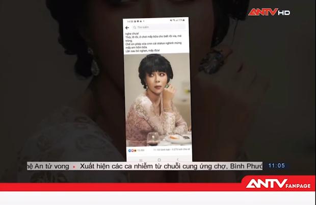Truyền hình ANTV lên tiếng về status của Trác Thúy Miêu liên quan đoàn cán bộ, sinh viên Hải Dương chi viện TP.HCM chống dịch - Ảnh 4.