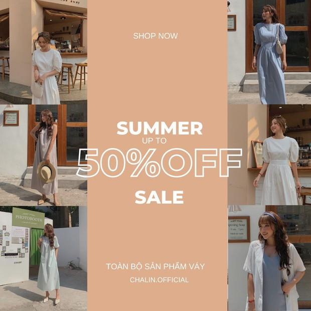 """Nhiều shop sale 7/7 rần rần rồi các chị em: Giảm đến 70% mà toàn đồ đẹp, """"vợt"""" ngay bây giờ là tiết kiệm lắm - Ảnh 7."""