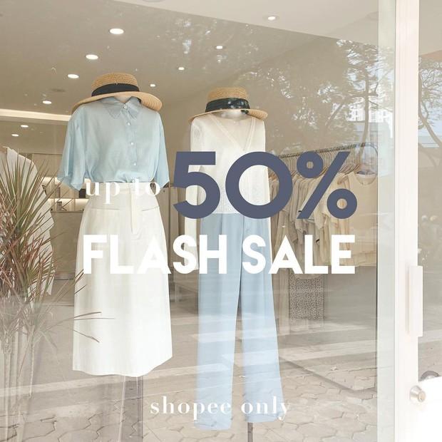 """Nhiều shop sale 7/7 rần rần rồi các chị em: Giảm đến 70% mà toàn đồ đẹp, """"vợt"""" ngay bây giờ là tiết kiệm lắm - Ảnh 9."""