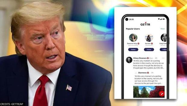 Mạng xã hội của ông Donald Trump vừa ra mắt đã bị hack, hacker để lại lời nhắn cực hài hước - Ảnh 3.
