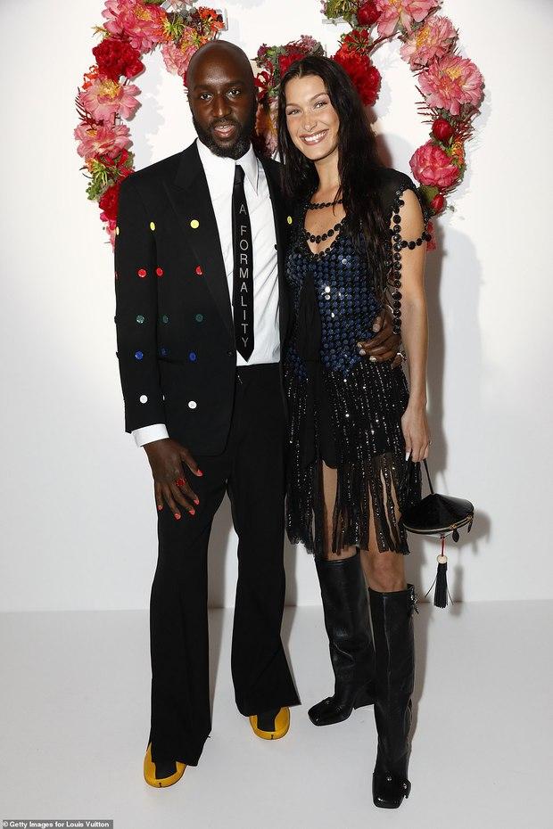 Dàn sao đổ bộ tiệc khủng của Louis Vuitton: Katy Perry - Orlando và vợ chồng Joe Jonas bị dìm toàn tập, Bella Hadid át cả dàn mẫu - Ảnh 9.