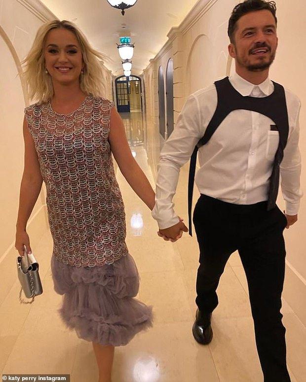Dàn sao đổ bộ tiệc khủng của Louis Vuitton: Katy Perry - Orlando và vợ chồng Joe Jonas bị dìm toàn tập, Bella Hadid át cả dàn mẫu - Ảnh 6.