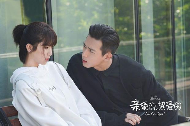 Dương Tử tái hợp hội bạn trai cũ màn ảnh cực ngọt sau nhiều năm, một phát đập nát tin đồn cạch mặt Đặng Luân - Ảnh 6.