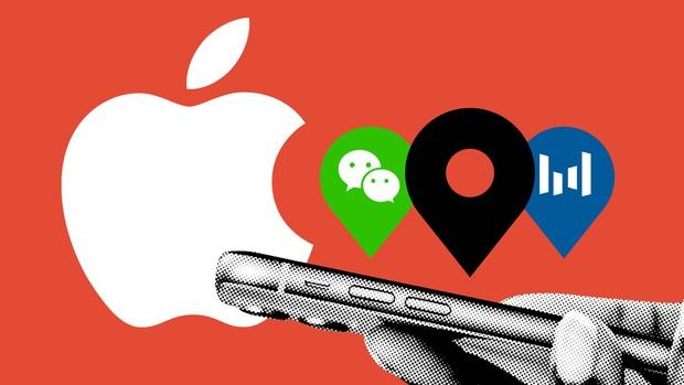 Apple xử đẹp TikTok cùng nhiều công ty công nghệ lớn của Trung Quốc vì hành vi vuốt mặt không nể mũi - Ảnh 2.