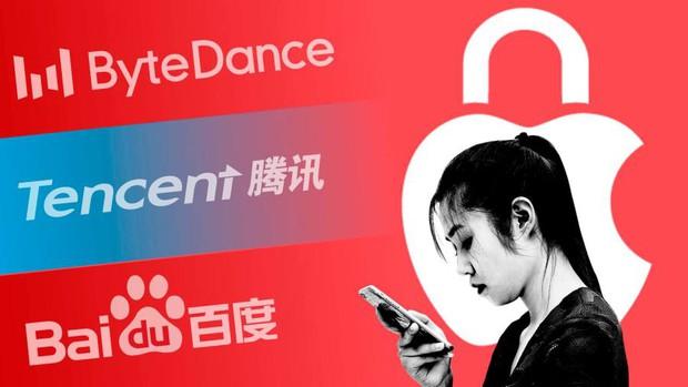 Apple xử đẹp TikTok cùng nhiều công ty công nghệ lớn của Trung Quốc vì hành vi vuốt mặt không nể mũi - Ảnh 4.