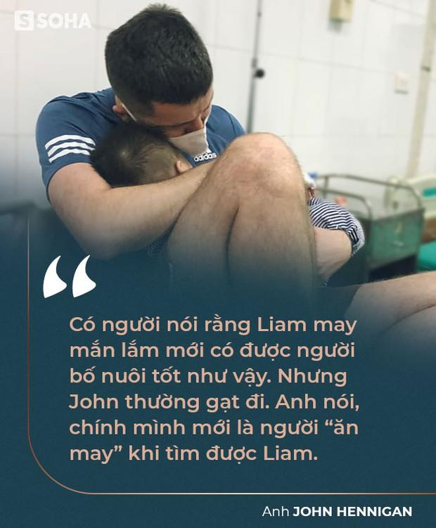 Người bố đơn thân Ireland của bé trai hở hàm ếch và điều tuyệt vời ở Việt Nam mà hiếm nơi đâu có được - Ảnh 2.