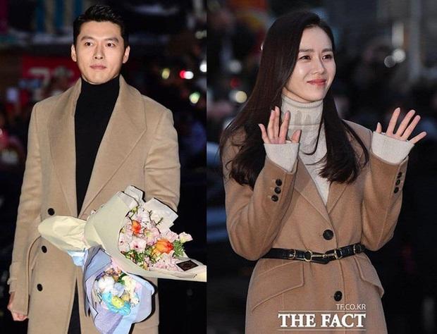 Son Ye Jin - Hyun Bin bất ngờ diện đồ đôi trên hẳn bìa tạp chí, cưới đến nơi rồi nên cố tình lộ liễu hay gì? - Ảnh 4.