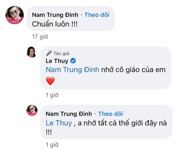 Nam Trung có động thái bất ngờ trước drama của dàn học trò cũ Vietnams Next Top Model - Ảnh 2.