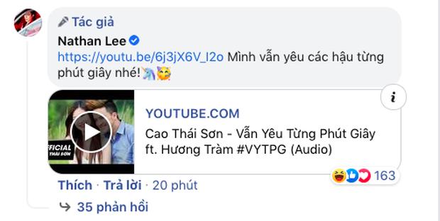 Nathan Lee tiếp tục chốt đơn mua ca khúc Cao Thái Sơn song ca Hương Tràm, ấn định luôn ngày ra mắt album - Ảnh 2.