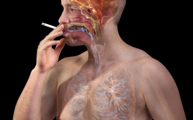 Bệnh nhân COVID-19 hút thuốc có nguy cơ tử vong cao gấp đôi - Ảnh 1.
