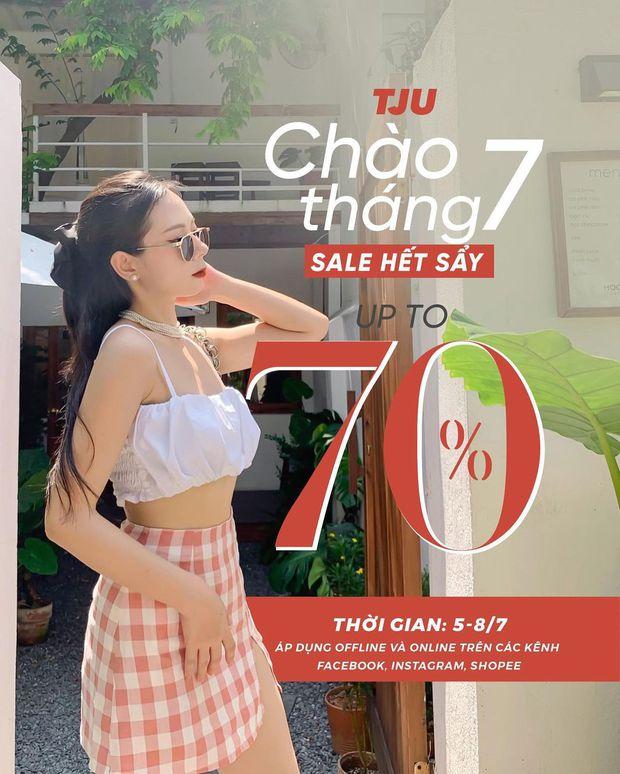 """Nhiều shop sale 7/7 rần rần rồi các chị em: Giảm đến 70% mà toàn đồ đẹp, """"vợt"""" ngay bây giờ là tiết kiệm lắm - Ảnh 5."""
