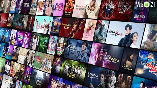 Vượt gần 200 đối thủ, VieON trở thành ứng dụng xem phim Top 1 trên App Store Việt Nam - Ảnh 2.