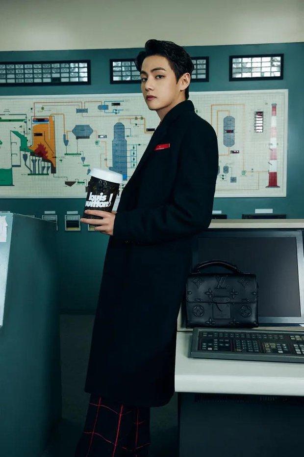 MXH toàn cầu sốc visual vì BTS tại show Louis Vuitton: Jungkook đẹp tê điếng, hot hơn cả là màn lột xác của thành viên giàu nhất nhóm - Ảnh 17.