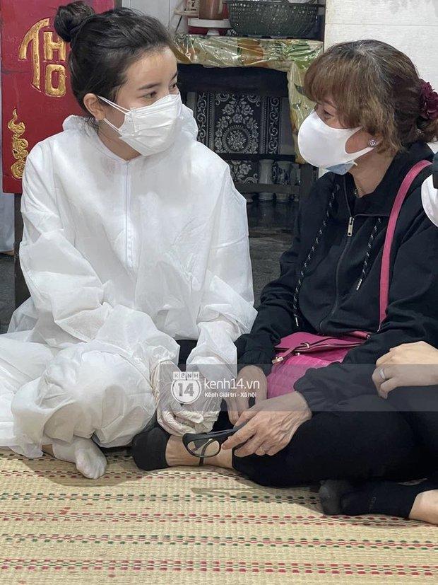 Mẹ cố diễn viên Đức Long nghẹn ngào tiết lộ về bệnh tình của con, vô cùng cảm kích vì hành động này của Cao Thái Hà - Ảnh 2.