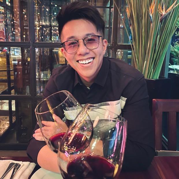 Đúng sinh nhật, Matt Liu tươi cười hạnh phúc tung ảnh cụng ly tình tứ bên ai kia, netizen lập tức gọi tên Hương Giang! - Ảnh 3.