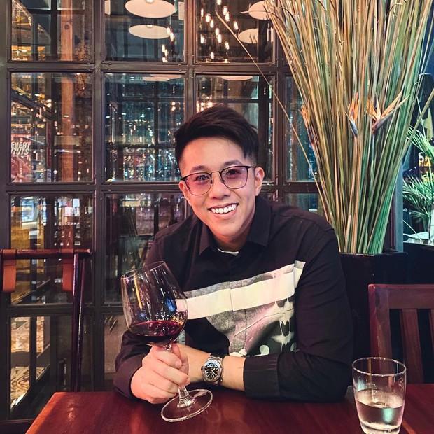 Đúng sinh nhật, Matt Liu tươi cười hạnh phúc tung ảnh cụng ly tình tứ bên ai kia, netizen lập tức gọi tên Hương Giang! - Ảnh 4.